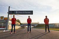 Foto's: Ferrari-juniors testen in Fiorano met de SF71H