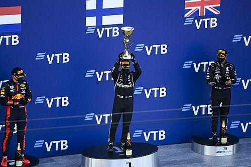 ترتيب بطولة العالم للفورمولا واحد بعد جائزة روسيا الكبرى