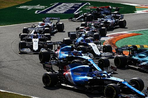 Alonso: F1 needs more equal cars to open up podium battle