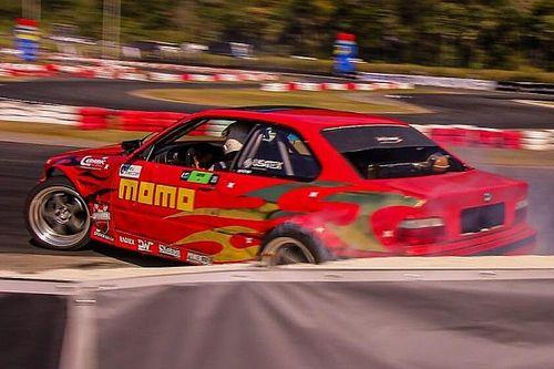 Com show de drift, Sartor vence a terceira etapa do Ultimate Drift em Balneário Camboriú