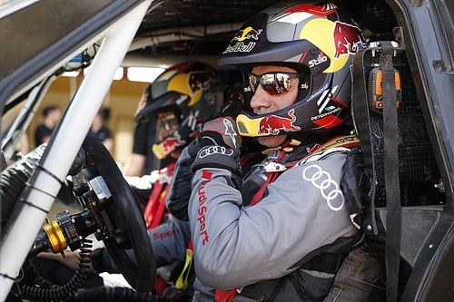 """Peterhansel vise """"un résultat dans le top 5"""" avec Audi"""