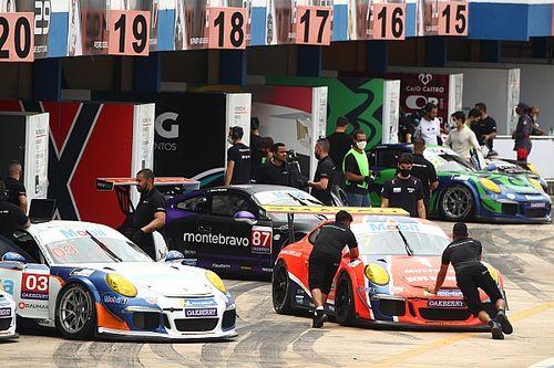 Veja como foi a classificação da etapa de Goiânia da Porsche Cup