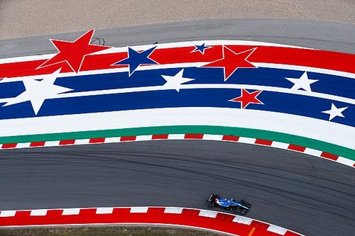 COTA boss: Winning American driver could sustain three or four F1 races