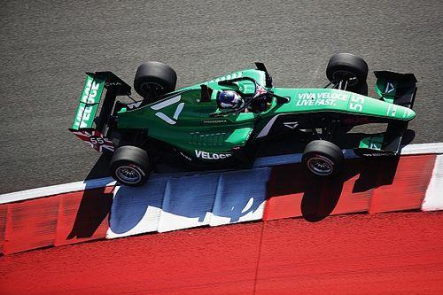 Чедвик выиграла гонку W Series в Остине и оторвалась в чемпионате