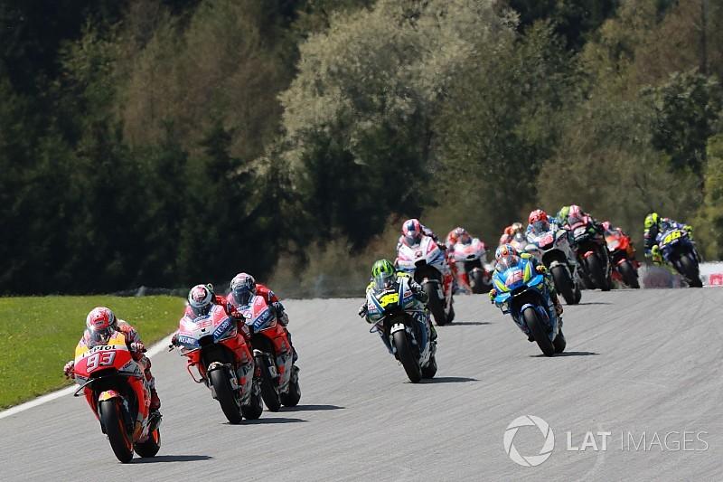 Video: Onderlinge teamduels in de MotoGP