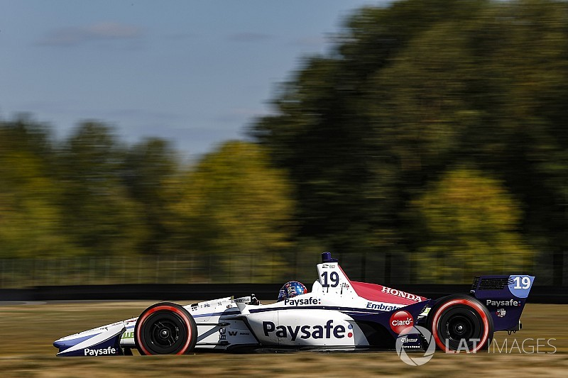 "Fittipaldi celebra primeiro top-10 na Indy: ""era o objetivo"""
