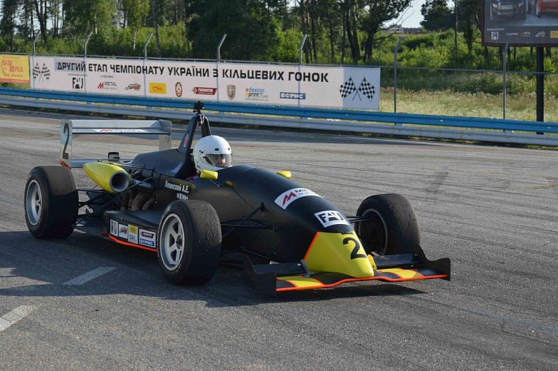 Чемпіонат України з кільцевих гонок: Формулі бути!