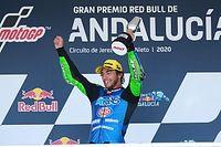 Bastianini signe sa première victoire en Moto2