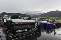 MotoGPオーストリアFP2:ウエット混じりの状況でライダー沈黙。中上は総合3番手