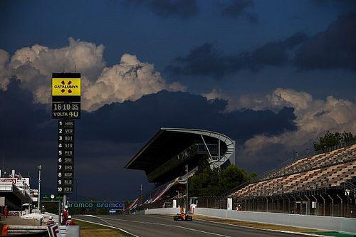 Die aktuelle Wetterprognose für Qualifying und Rennen in Barcelona