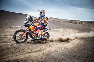 Dakar galibi Price, Avustralya GP'nin geçit töreninde F1 pilotlarına katılacak
