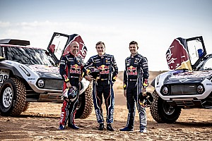 X-Raid Mini confirms Sainz, Peterhansel, Despres for Dakar 2019