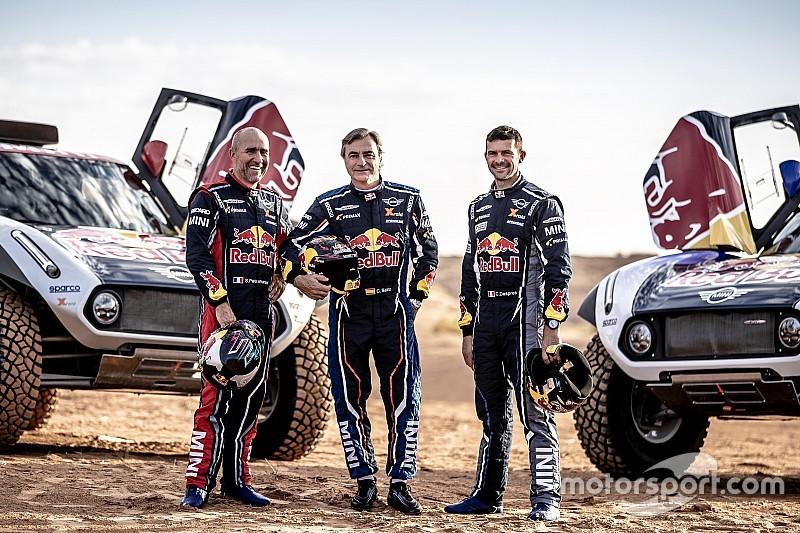 Oficial: MINI confirma el fichaje de Sainz para el Dakar 2019