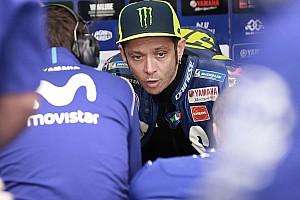 Rossi vor seinem 40. Geburtstag: