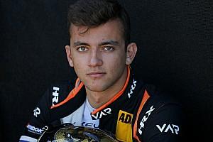 Formula 3, Keyvan Andres correrà con il team HWA