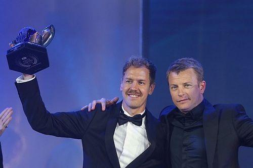 """Vettel mit Schnauzer bei FIA-Gala: 2018 zu oft """"nicht ganz auf der Höhe"""""""