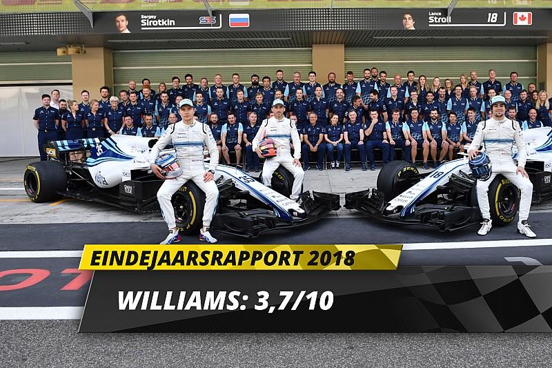 Eindrapport Williams: Zwaar onvoldoende, maar licht aan het eind van de tunnel