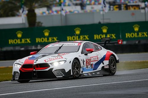 BMW announces reduced IMSA programme for 2021