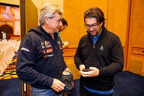 """Castera: """"La navegación es parte del Dakar; Loeb y Sainz deben entenderlo"""""""