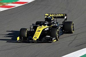 里卡多为雷诺成功试跑RS19
