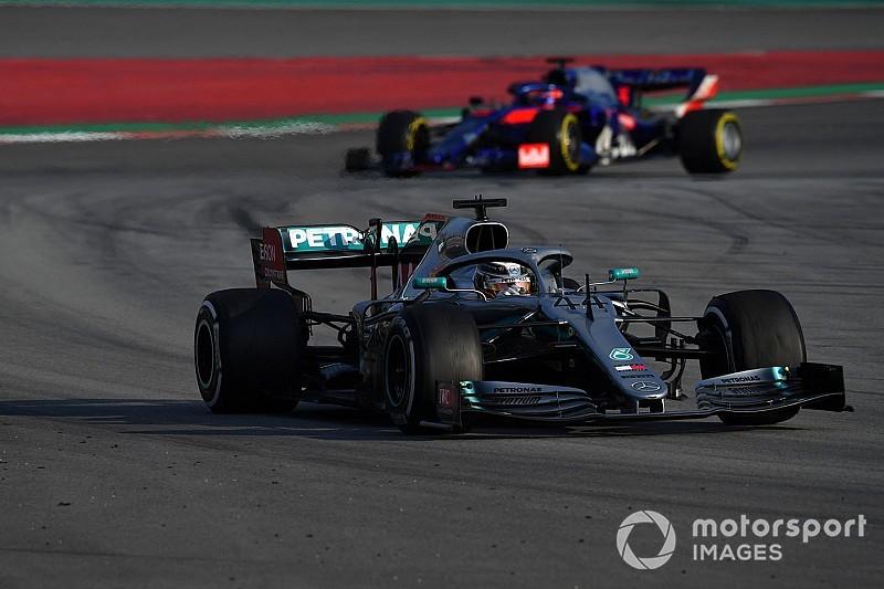 La F1 fixe