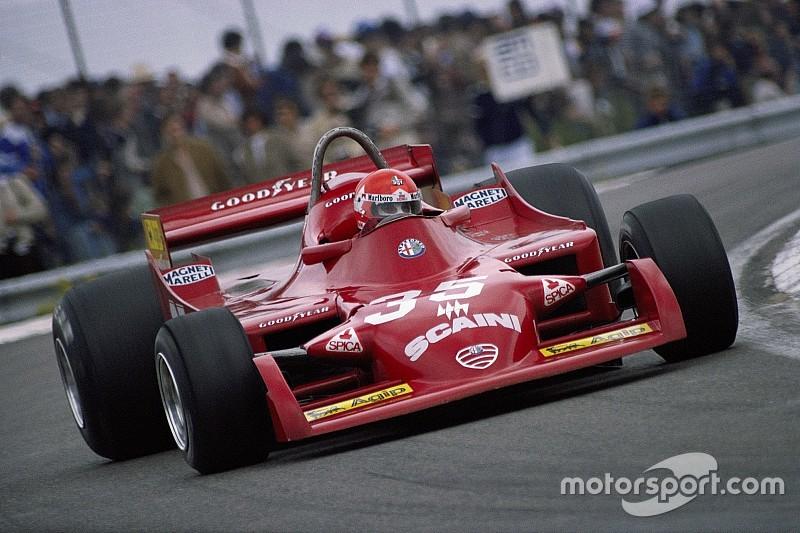 Rétro 1979 - Le retour d'Alfa Romeo en F1