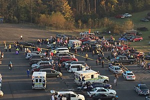 NASCAR Cup Actualités Des spectateurs blessés par un automobiliste au circuit de Martinsville