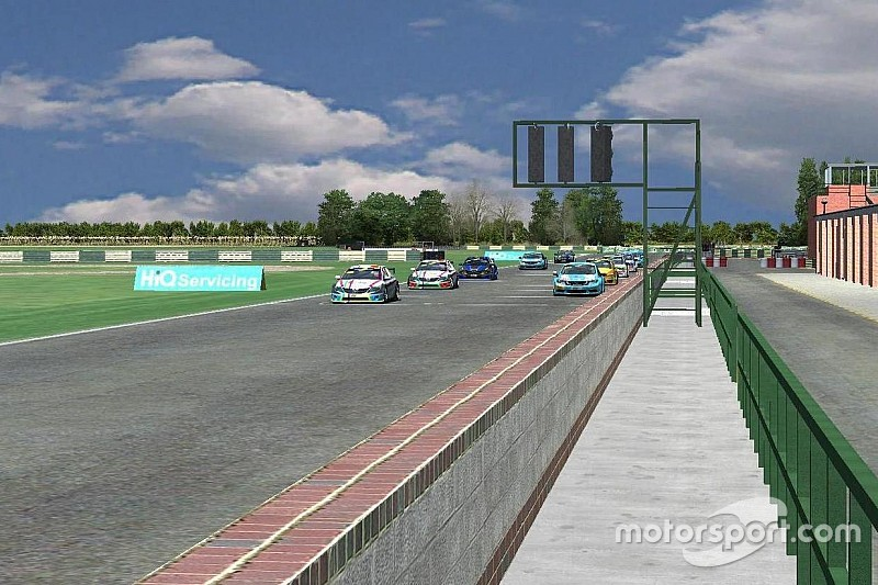 模拟房车锦标赛SRTCC2016第6站英国CROFT赛道赛后报道