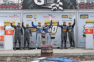 IMSA Others Race report Porsche Caymans dominate GS and ST classes at Watkins Glen