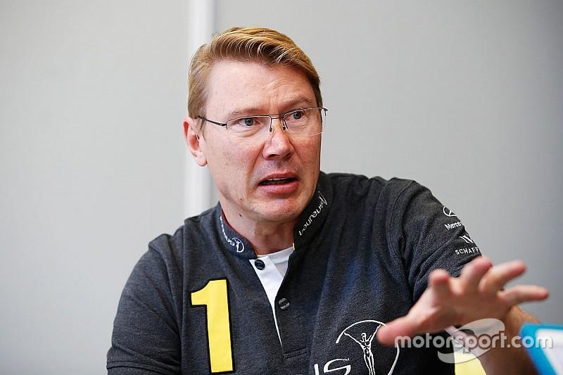 Хаккинен признал, что ошибался в оценке Ферстаппена