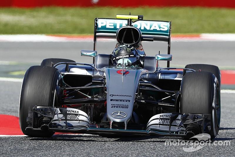 Гран Прі Іспанії: третя практика