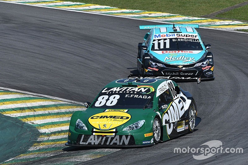 Fraga derrota Barrichello e vence Corrida do Milhão