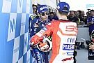 MotoGP Rossi sobre Lorenzo: