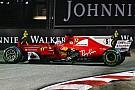 Ferrari: il crash di Singapore quanto si paga sul motore 3 di Vettel?