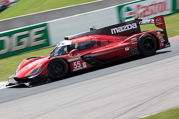 IMSA Son dakika Joest ekibi 2018 IMSA sezonu için Mazda ile güçlerini birleştirdi