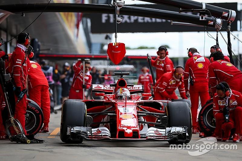 Ferrari привезла в Великобританию новый мотор: в чем его особенности?