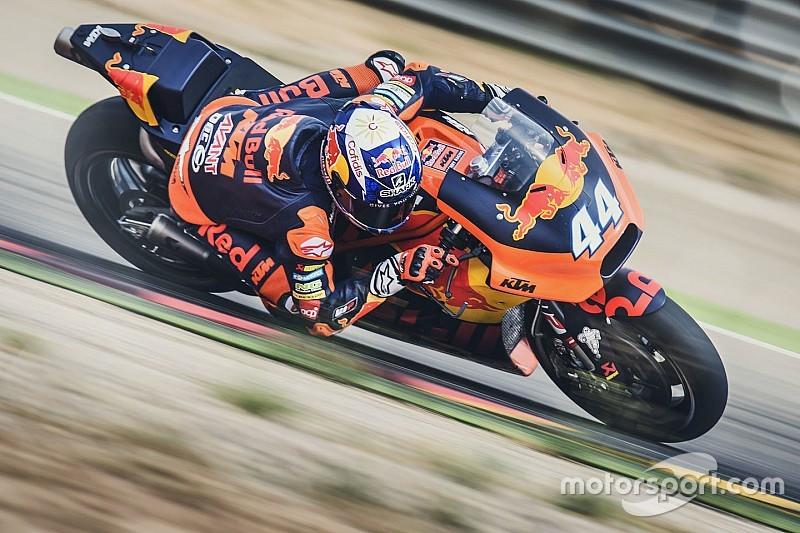 MotoGP 2017: KTM gibt Moto2-Talent eine Testchance