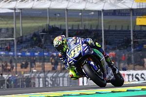 MotoGP Réactions Dans une position