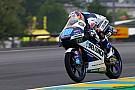 Moto3 Moto3 Perancis: Martin pole, Bulega dipaksa start kedua