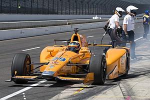 IndyCar Prove libere Video live: quarta giornata di libere della Indy 500 per Alonso