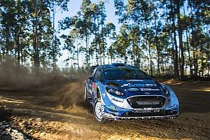 WRC Rapport d'étape ES8 et 9 - Tänak termine la journée en tête