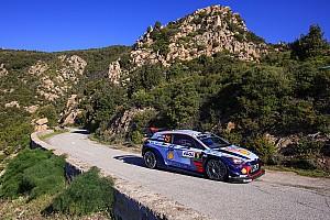 WRC Yarış ayak raporu Korsika WRC: Meeke motor sorunu yaşıyor, Neuville liderliğe yükseldi