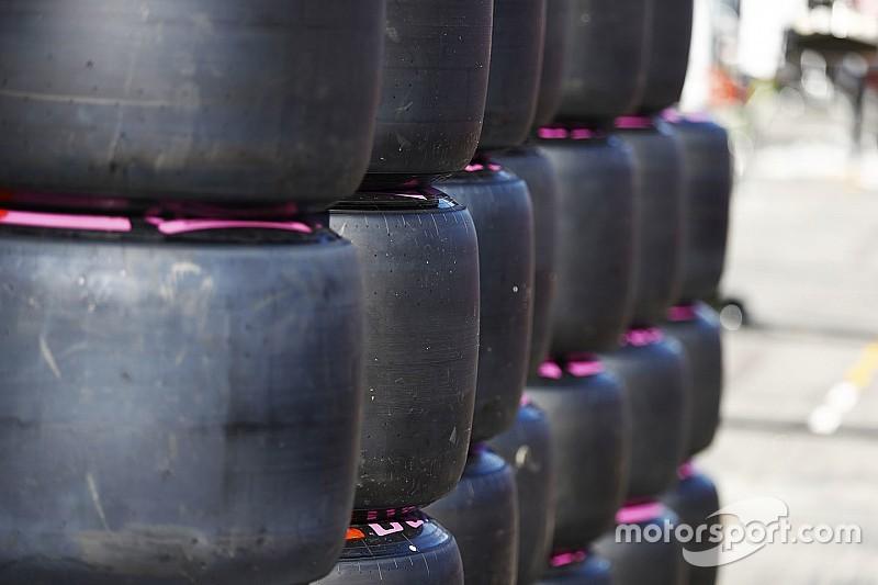 Pirelli anuncia los neumáticos elegidos por cada equipo para Mónaco