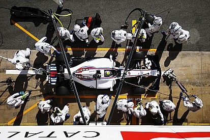 Formula 1 How F1 2017 wider tyres are shaking up pitstops