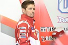 Stoner in actie tijdens privétest Ducati in Valencia
