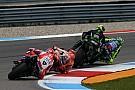 MotoGP Após toques, Zarco diz que ainda não falou com Rossi