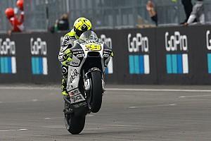 MotoGP Ultime notizie Ufficiale: Alvaro Bautista ha rinnovato con Aspar per il 2018