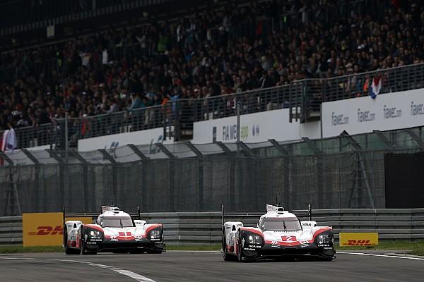 WEC Nürburgring: Porsche boekt sterke 1-2 zege