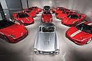 Auto 400 photos d'une incroyable collection Ferrari!