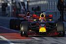 2017赛季F1季前测试车手出场安排